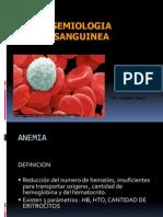 6 Clase (Semiologia Sanguinea)