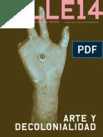 Calle14. Revista de Investigacion en El Campo Del Arte.