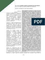 Reglamento Ley 28223 DS 004-2005-MINDES