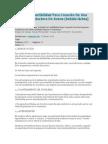 Estudio De Factibilidad Para Creación De Una Empresa Productora De Avena