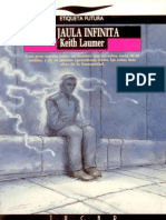 La Jaula Infinita - Keith Laumer