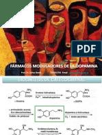 Farmacos Moduladores de La Dopamina 2011
