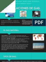 Tema Instalaciones de Gas