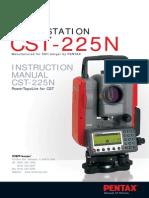CST225N Manual En