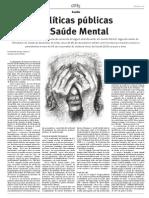 Políticas Públicas E Saúde Mental