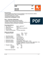 boletim tecnico FBR640