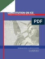 IJC ICE Home Raid Report by Cardozo Law School