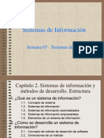 Tema2.Sistema de Informacion