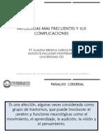 329 0 Patologias Neurologicas (Bibiana Gracia) Cuidadores 2011 u.c