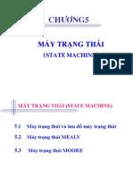 Chương 5- May trang thai (STATE MACHINE)