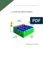 Convertisseurs photovoltaiques