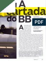 08 Junho 2011 - Revista Dinheiro - A Cartada Do BB - Pg64