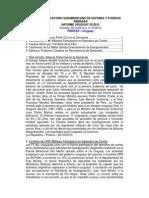 Informe Uruguay 32-2013
