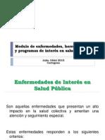 10 Enfermedades de Interes en Salud Publica Cartagena