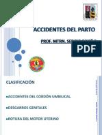 Accident Es Del Par to 2012