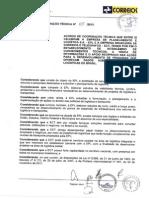Acordo de Cooperacao Tecnica n 052013 Epl x Ect
