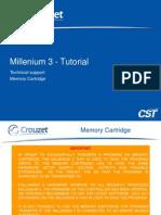 Millenium3 Memory Cartridge