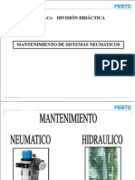 Mantenimiento Neumàtico.