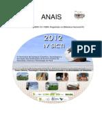 Anais Sicti 2012 Parte 01