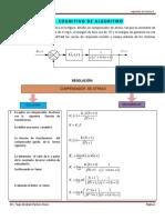 Diagrama de Algoritmo Comp. de Atraso