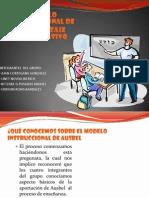 Proceso Instruccional de Apredizajd Significativo