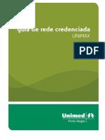 Guia Redes Credenciadas Unimax