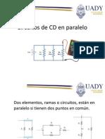 Circuitos de CD en Paralelo