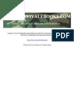 US Army Improvised Munitions Handbook TM31-210 54p