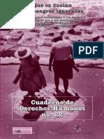Informe Sobre Violaciones a Los Ddhh de Los y Las Sindicalistas