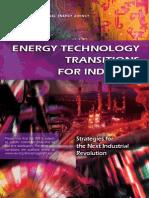 Industry2009 IEA