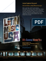 Latin Music USA - Viewing Guide