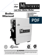 Munchkin Boiler Manual