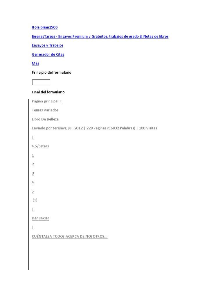 Libro de belleza 1537601081v1 ccuart Image collections