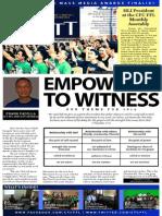 CFC FFL STT Bulletin Vol. 1, No. 1 (October 2013)