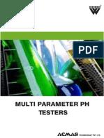 Multi Parameter pH Testers Category
