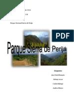 Parque Nacional Sierra de Perija
