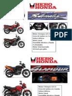 Catalogo Hero Honda