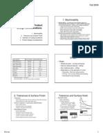 Economics and Product Design Considerations