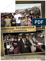 Liderazgo Vulnerable o Intocable