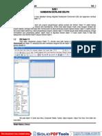 Modul Pemrograman Borland Delphi Full