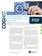 Tracking What Matters