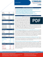 Equity Morning Note 14 October 2013-Mansukh Investment and Trading Solution