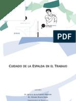 Manual Cuidado de La Espalda en El Trabajo (MANUAL)