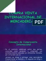 Compra Venta Internacional de mercancías