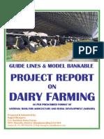 Project Profile -Dairy Farm Management