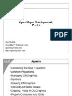 OpenMap Development p2