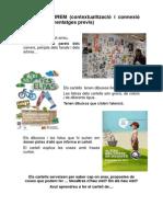 Escriure Un Cartell P-5 i CI