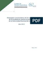 Caracterizacion Aspirantes Economicas 2013