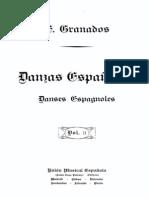 Enrique Granados - Danzas Españolas