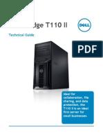 PowerEdge T110 II Technical Guide
